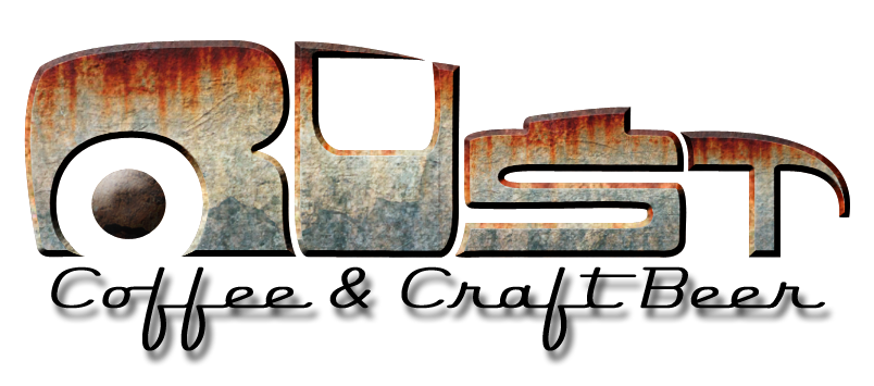 Rust Coffee & Craft Beer Logo